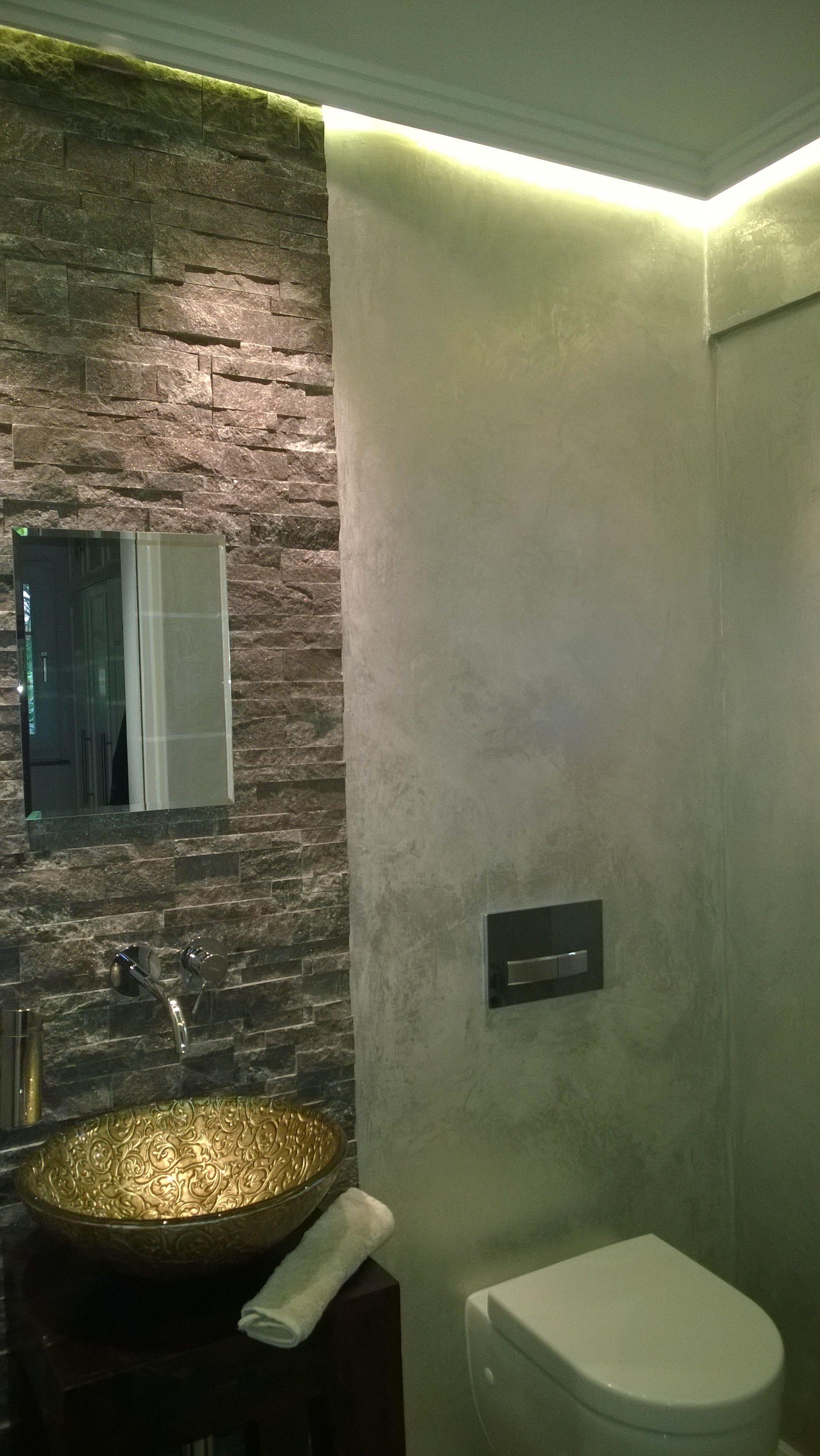 Perfect Wandgestaltungen Fugenlos Auch Im Badezimmer. Badezimmer Renovieren Wir In  Lippstadt