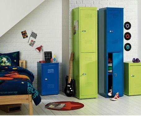 locker style wardrobe uk - google search | kieran bedroom