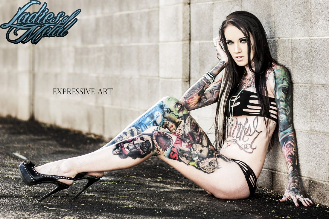 Rachelle Nicole Hoffman - Ladies of Metal | Rachelle ...