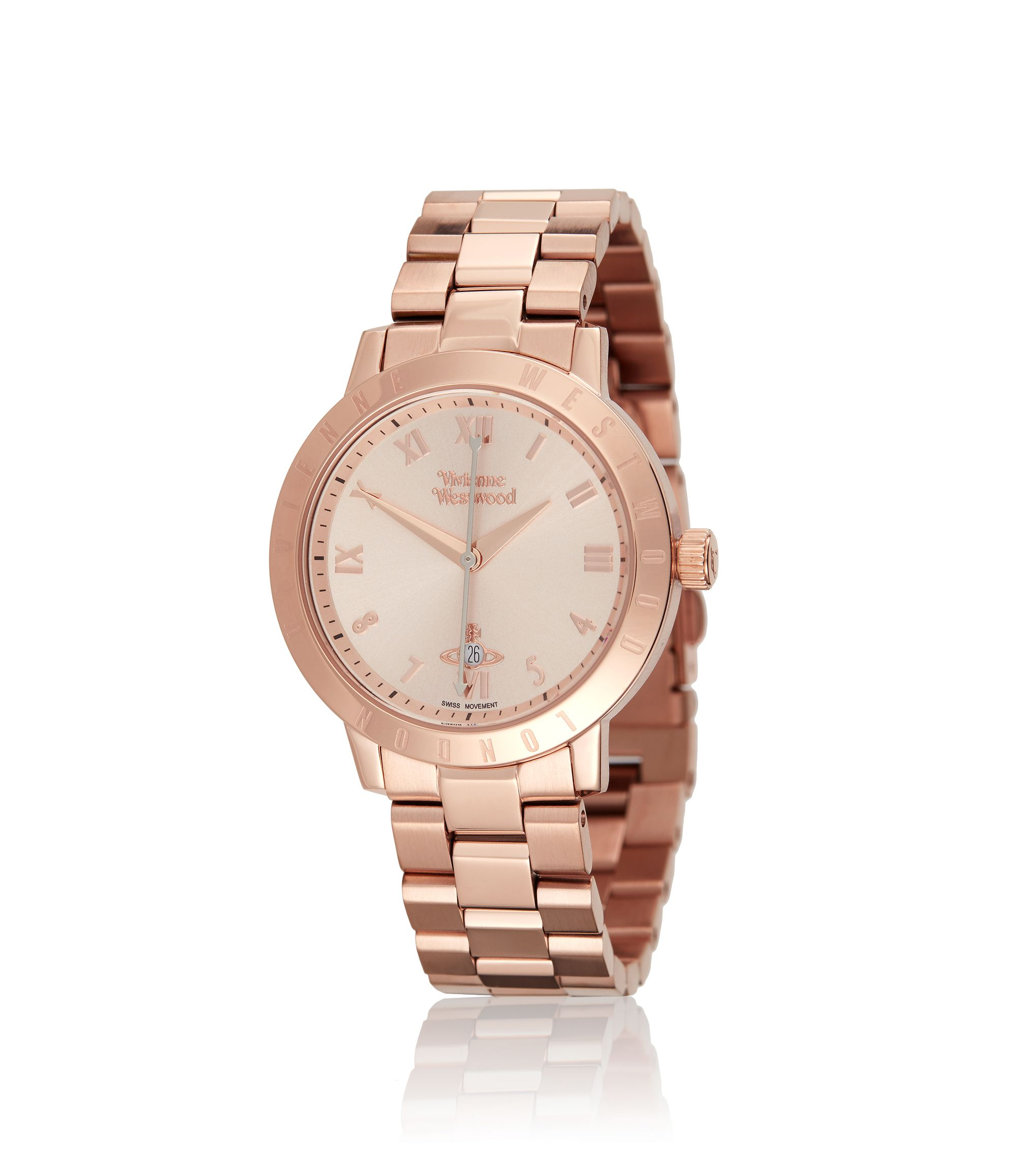 Bloomsbury Watch Rose Gold · BloomsburyVivienne WestwoodRose Gold