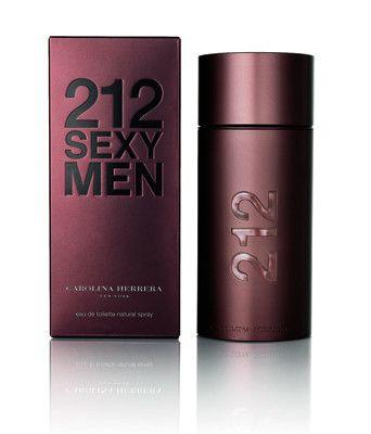 212 Sexy 34 Oz Edt For Men Products Carolina Herrera Perfume