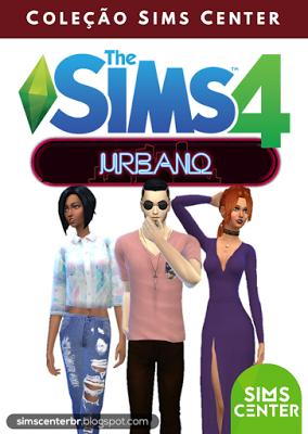 The Sims 4 Urbano  Sims Center  Sims 4  Sims Sims 4 e