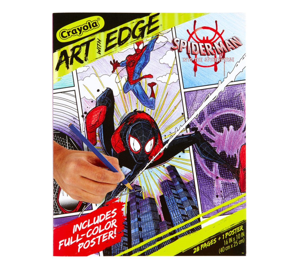Spider Verse 28 Spiderman Coloring Pages Crayola Com Crayola Spiderman Coloring Coloring Books Spiderman Gifts