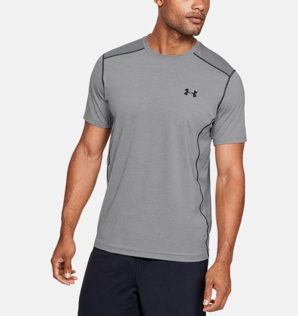 Under Armour Boys Raid Tee Short Sleeves Short-Sleeve Shirt