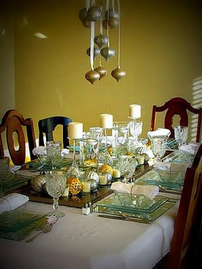 Tablescape Using Dollar Tree Items Entertaining Diy