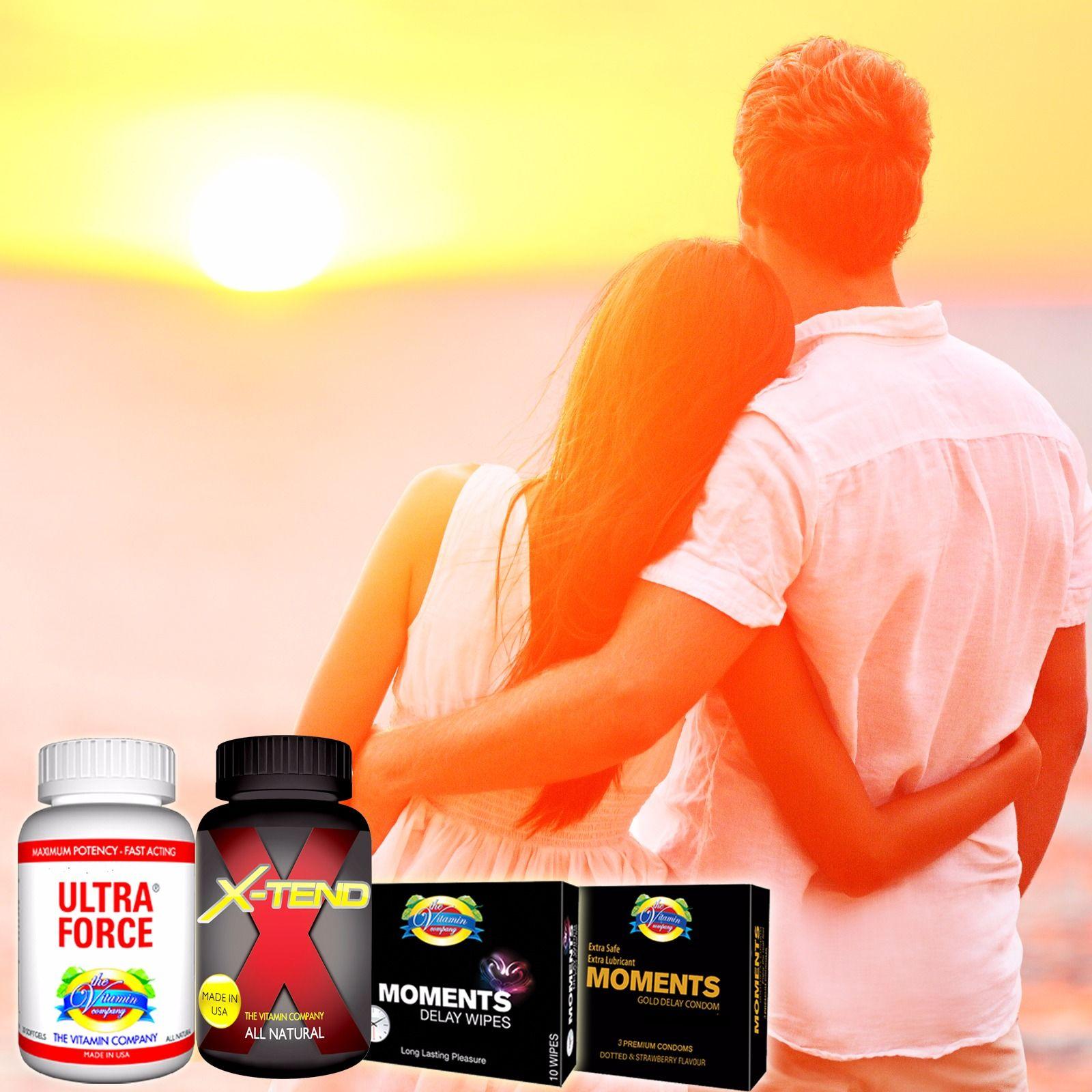 X Tend The Vitamin Company Vitamin Company Natural Supplements