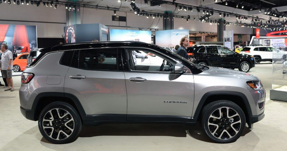 2019 Jeep Compass Concept Efficient Family Car in 2020