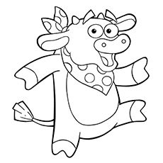 10 Cute Bull Coloring Pages For Your Toddler Craft