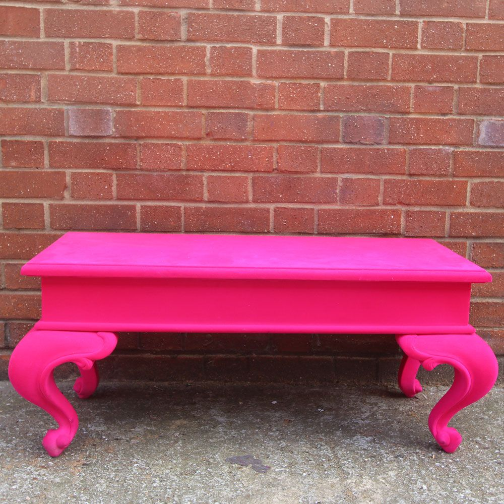 pink coffee table - Google Search