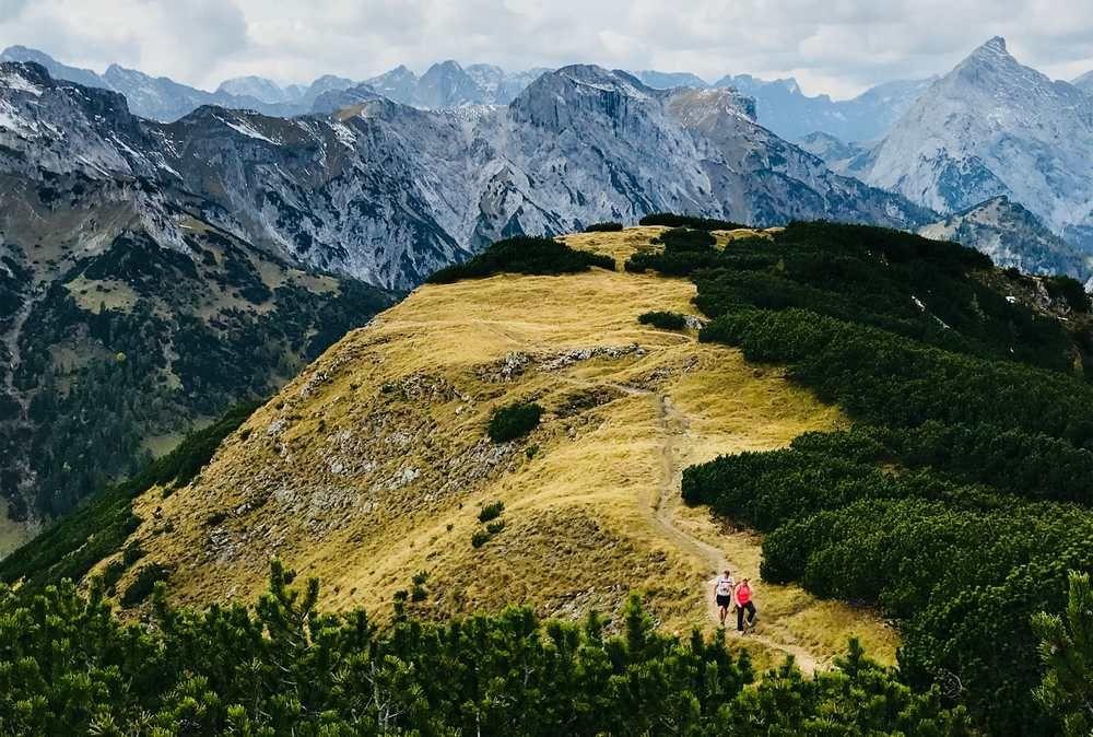 Bike Hike Karwendel Barenkopf Wandern Und Mountainbiken