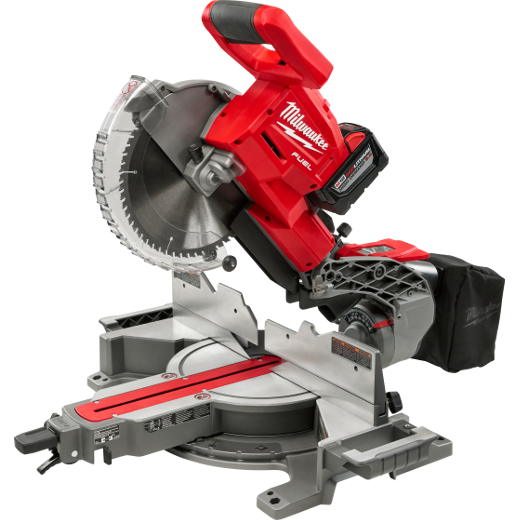The M18 Fuel 10 Dual Bevel Sliding Compound Miter Saw Was Designed To Meet The Demanding Needs Of Prof Sliding Compound Miter Saw Sliding Mitre Saw Miter Saw