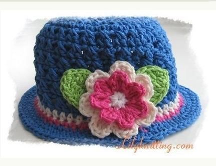 Free Online Crochet Flower Patterns How To Crochet Large Flower
