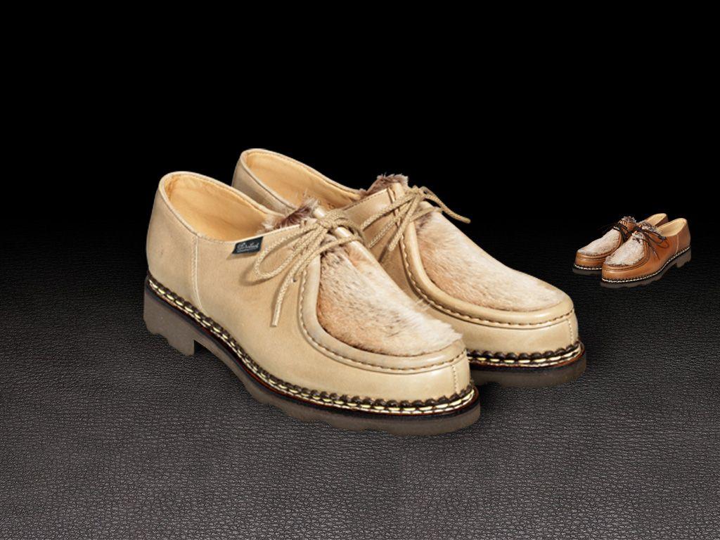 Femme Haut Paraboot de Gamme Site Chaussures Collection OXPkiuZT