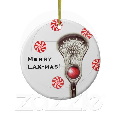 LACROSSE CHRISTMAS GIFT CHRISTMAS TREE ORNAMENTS - LACROSSE CHRISTMAS GIFT CHRISTMAS TREE ORNAMENTS Personalized
