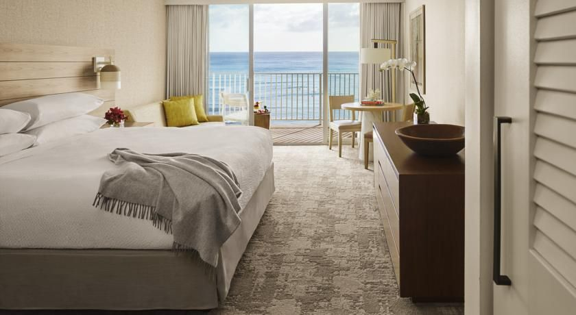 Pacific Beach Hotel Honolulu Located Across The Street From Waikiki Provides