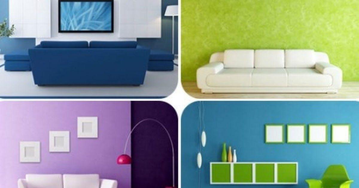 13 Rekomendasi Warna Cat Ruang Tamu Minimalis Agar Terlihat Mewah Keterbatasan Ruangan Dapat Disiasati Dengan Cara Penggunaan Warna Warna Home Decor Decor Home