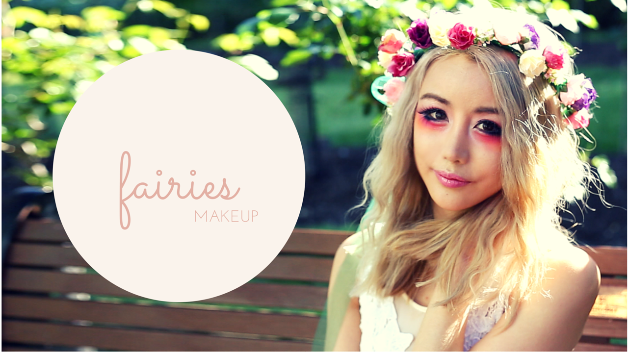 Off with the fairy makeup tutorial the wonderful world of wengie off with the fairy makeup tutorial the wonderful world of wengie baditri Images