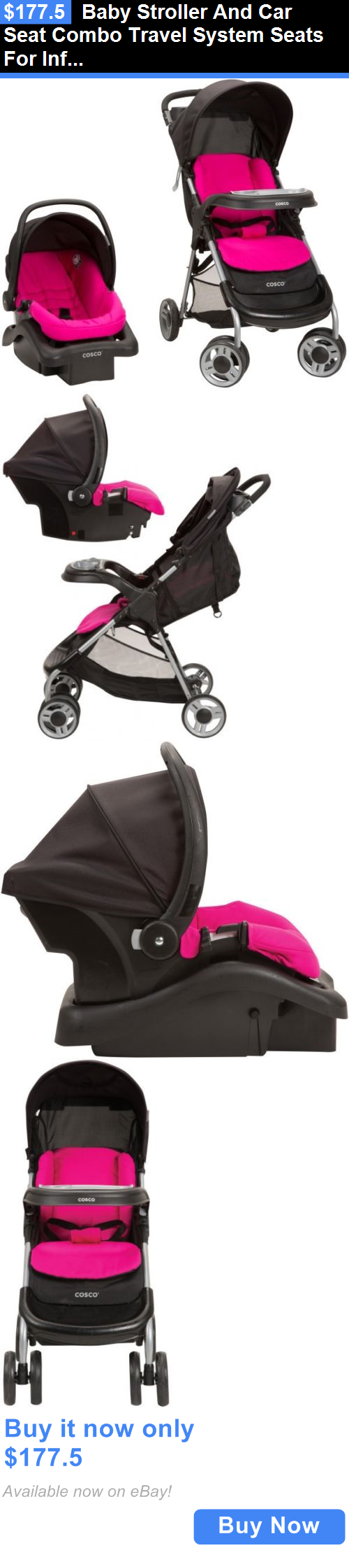 Baby Baby Stroller And Car Seat Combo Travel System Seats