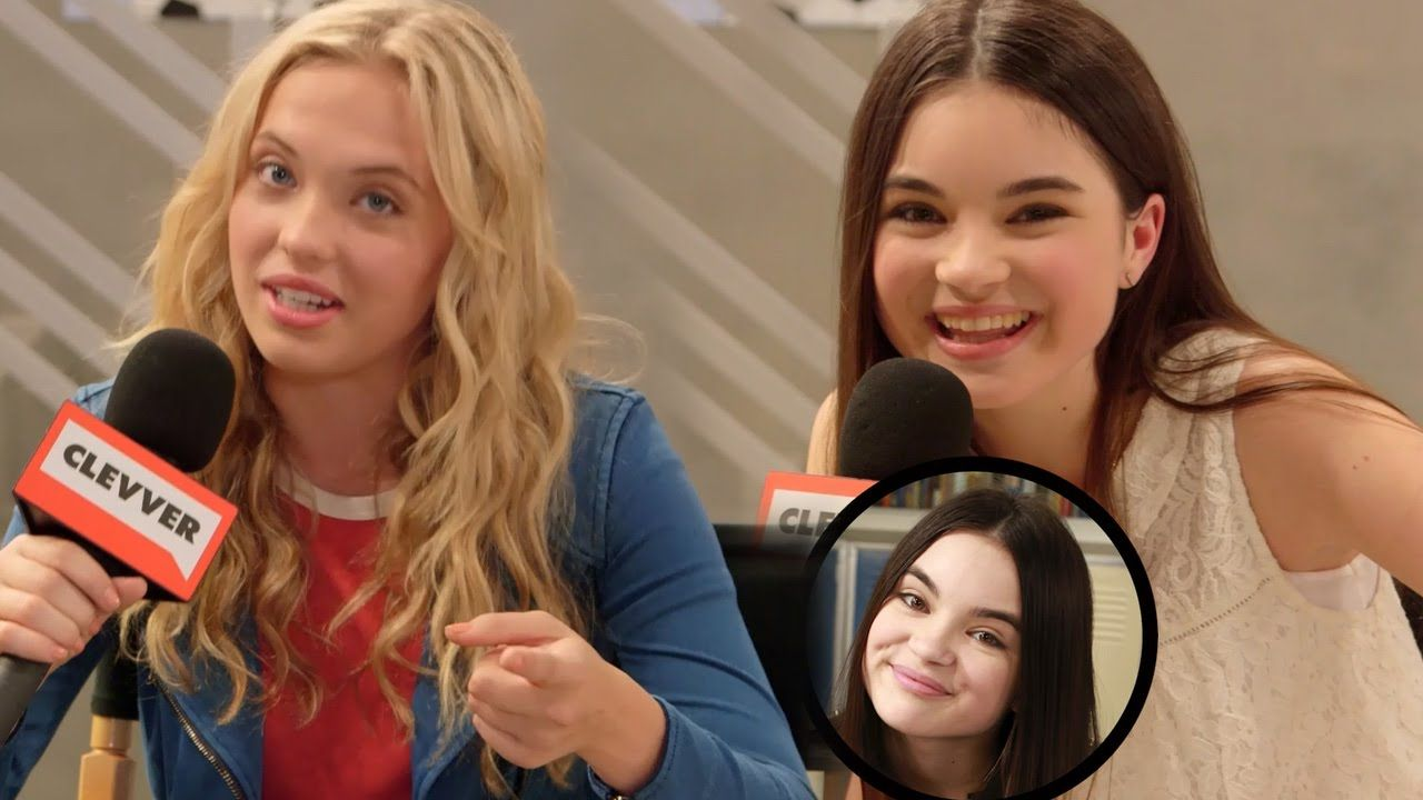 """""""Best Friends Whenever"""" Cast Play BFF Quiz Interview"""