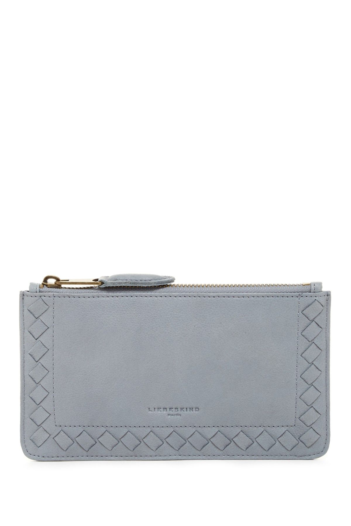 4860c92a5 Rabia Leather Vintage Zip Pouch | Products | Pinterest | Pouch ...