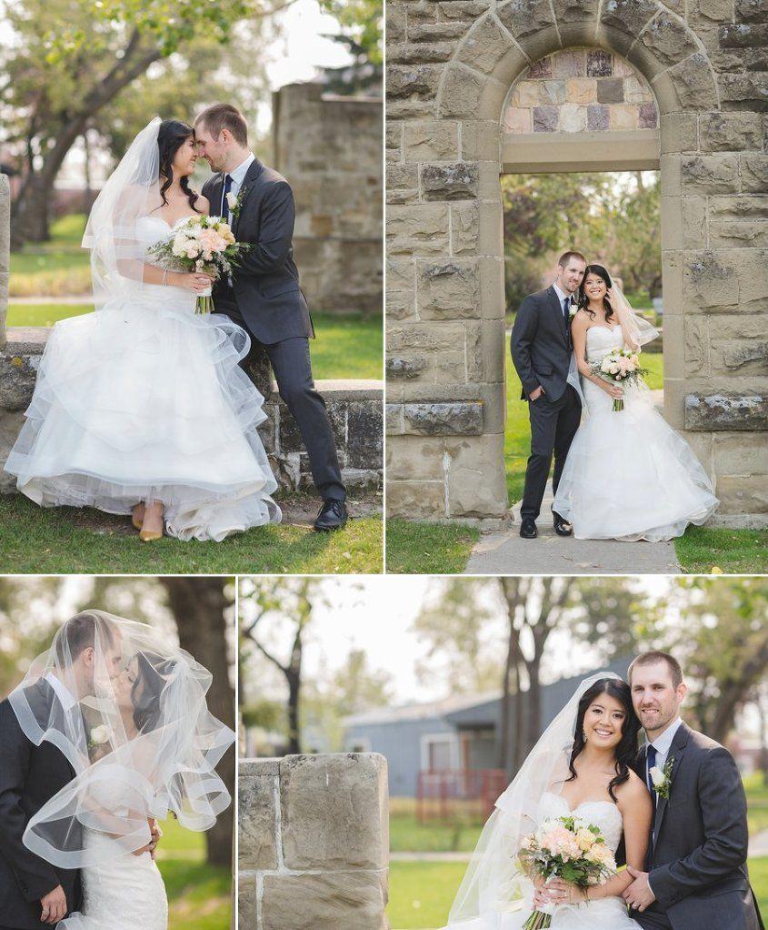 Wedding Gowns Calgary: Calgary Wedding Photographers Silver Spring Golf Knox