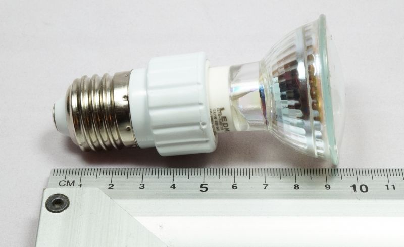 led lampen strom sparen