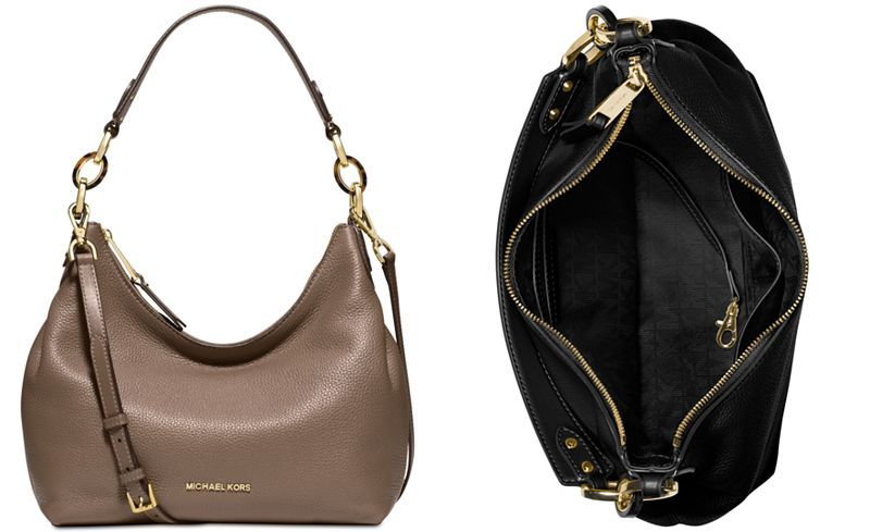 b48a3b8179d4 MICHAEL Michael Kors Isabella Medium Convertible Shoulder Bag - Handbags    Accessories - Macy s
