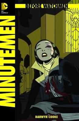 Before Watchmen - Minutemen #3 Darwyn Cooke ---> shipping is $0.01 !!!