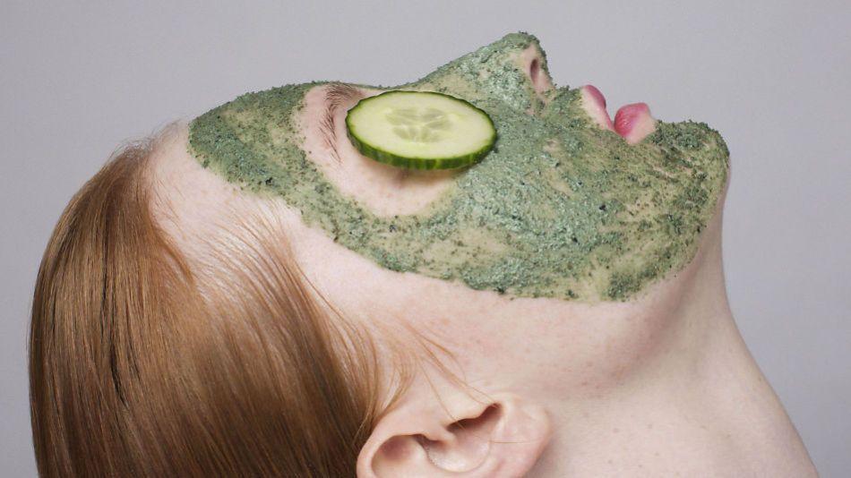 SKAL GI GLØD: Ansiktsbehandlingen Green Peel har vært på markedet i en årrekke, men har først blitt populært i Skandinavia det siste året. Illustrasjonsfoto: Getty Images