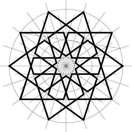 Resultado de imagem para islamic geometric patterns eric