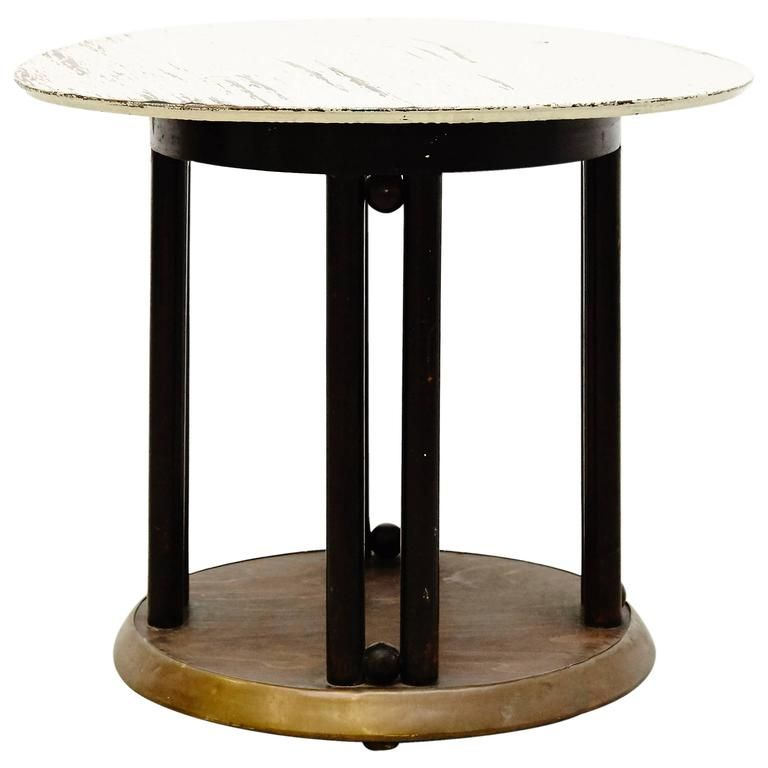 josef hoffmann side table for kohn circa 1920 in 2018 wiener rh pinterest com