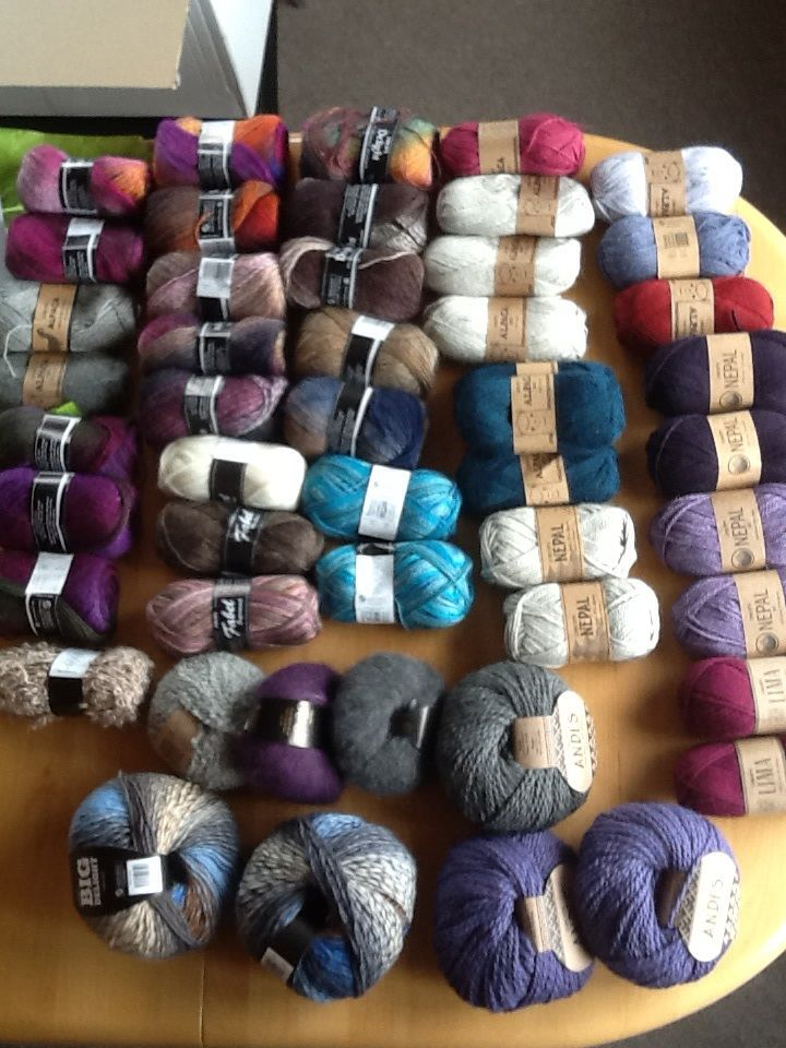 DROPS Garnstudio yarns