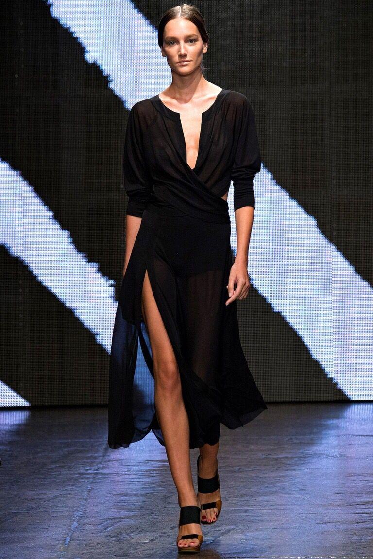 Donna Karan spring-summer 2015