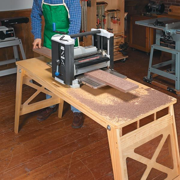 Get More From Your Planer
