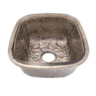JSG Oceana Platinum Glass Undermount Kitchen Sink