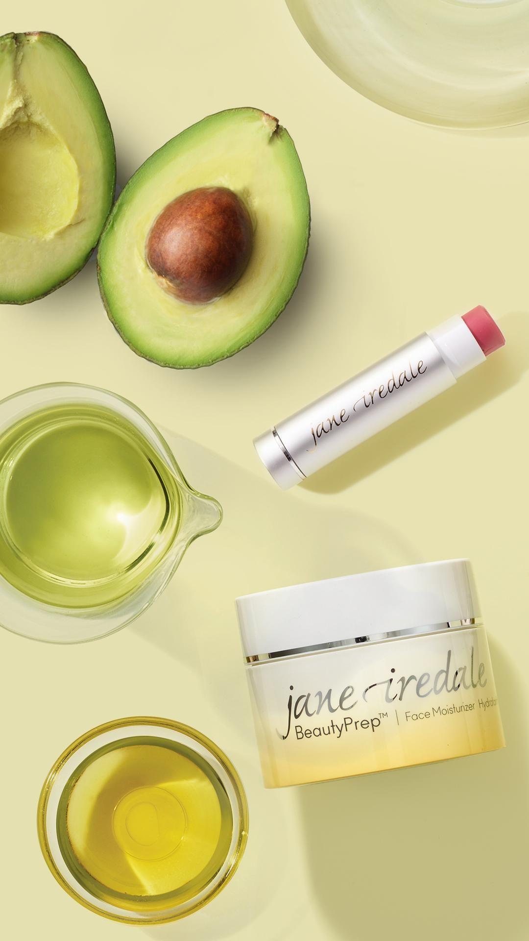 Ingredient Education Avocado Oil Moisturizer For Dry Skin Skin Care Avocado Skincare