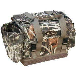 Drake Double Banded Duck Blind Bag With Inteli Light