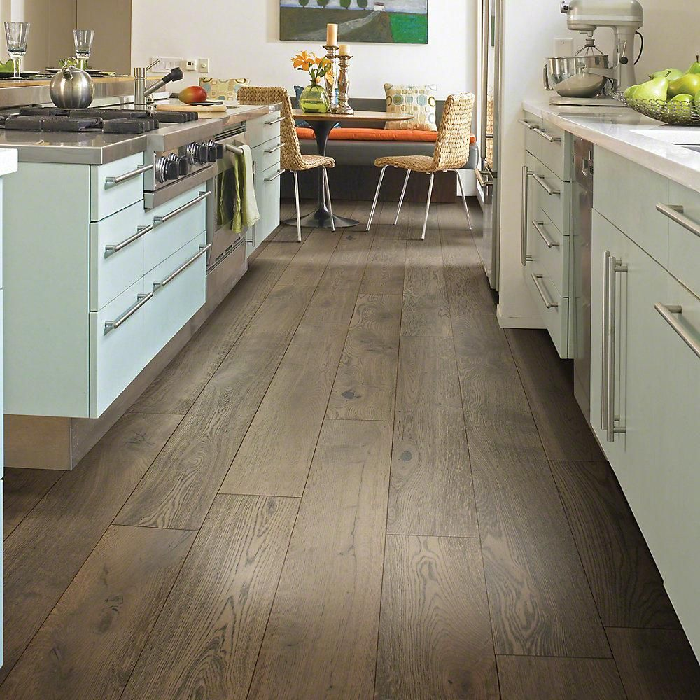 Shaw Richmond Oak Wallingford 9 16 In Thick X 7 1 2 In Wide X Random Length Engineered Hardwood Flooring 31 09sq Ft Case Dh85400508 The Home Depot Engineered Hardwood Flooring Oak Hardwood Flooring Hardwood Floors
