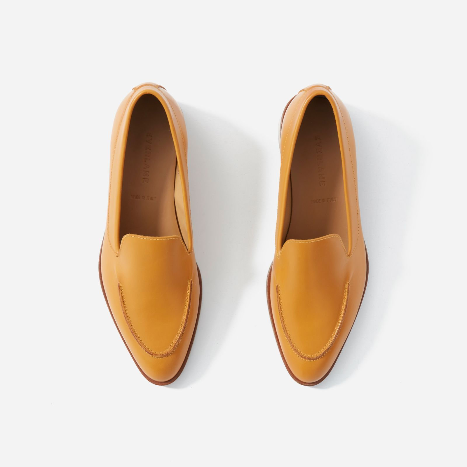 fc0011b7590 Women s Loafers by Everlane in Honey