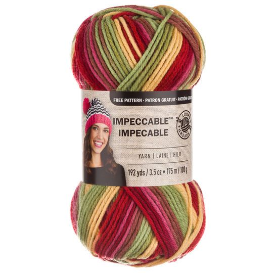 Laine Impeccable de Loops & Threads | Yarn n Needles