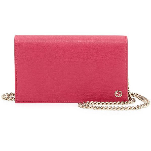 2976559f083a Gucci Betty Leather Chain Wallet Wallet Chain, Gucci, Bags, Leather Chain,  Shopping