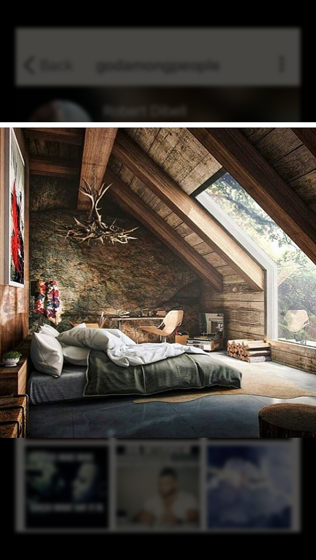Love for a guys room