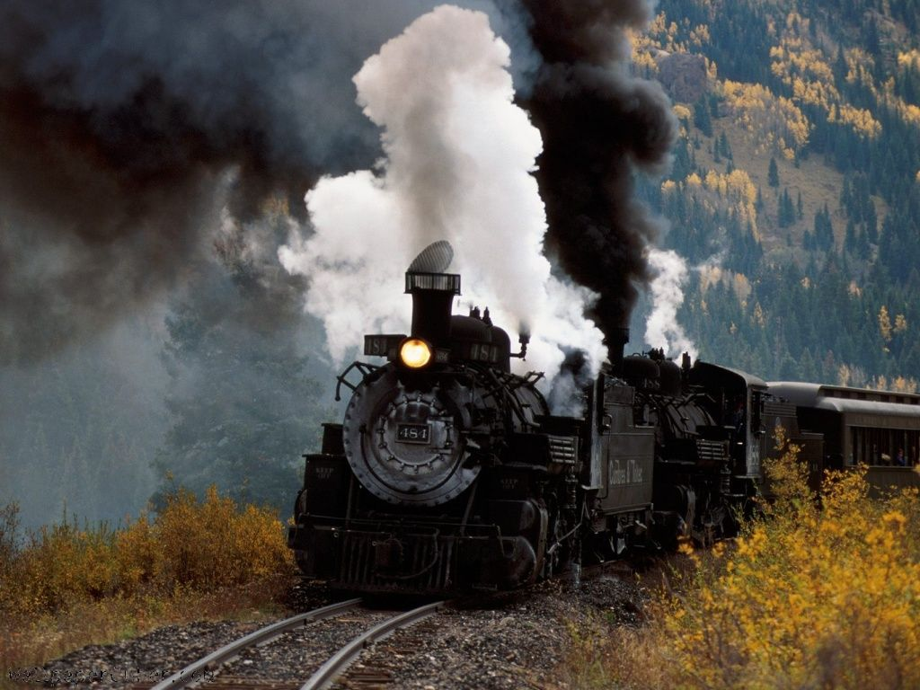 3D Train Desktop Backgrounds Widescreen Wallpapers