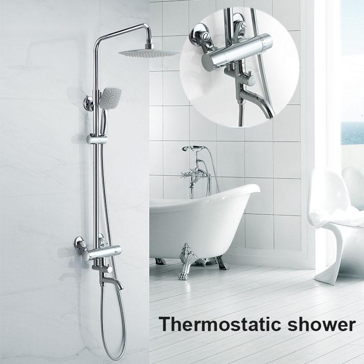188.50$ Buy now - Modern Luxury High Quality Bathroom Chrome Rain ...