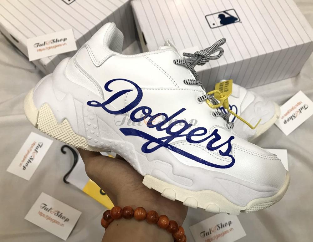 Giay Sneaker Mlb Dodgers Big Ball Chunky P Nam Nữ Replica 1 1 Mlb Giầy Sneaker Nữ New York Yankees