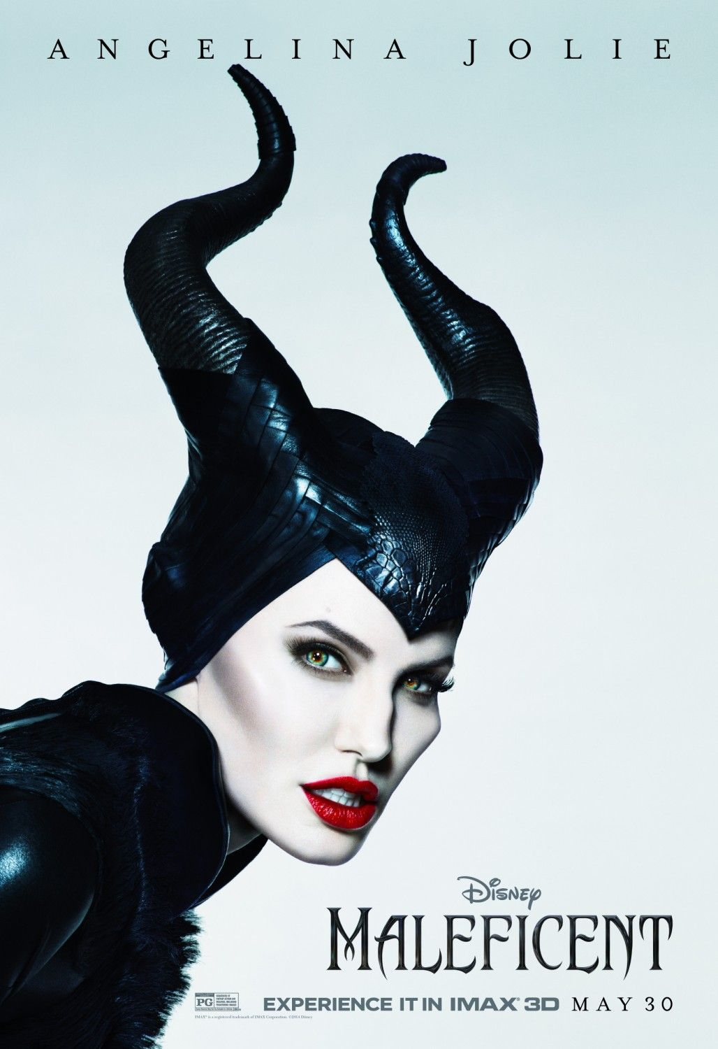 Extra Large Movie Poster Image For Maleficent Maleficent