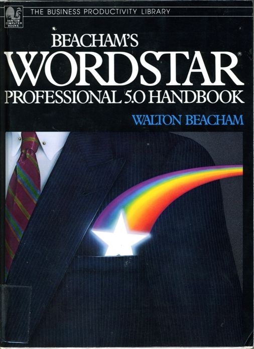 #Wordstar fue el primer #procesador de textos lanzado al mercado en 1979.