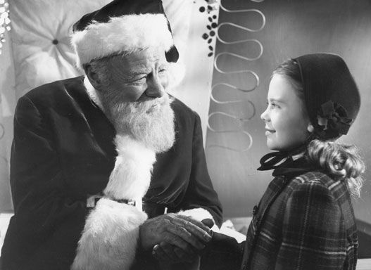 Miracle on 34th Street #aNYchristmas #blacknwhiteLove #NYinmovies