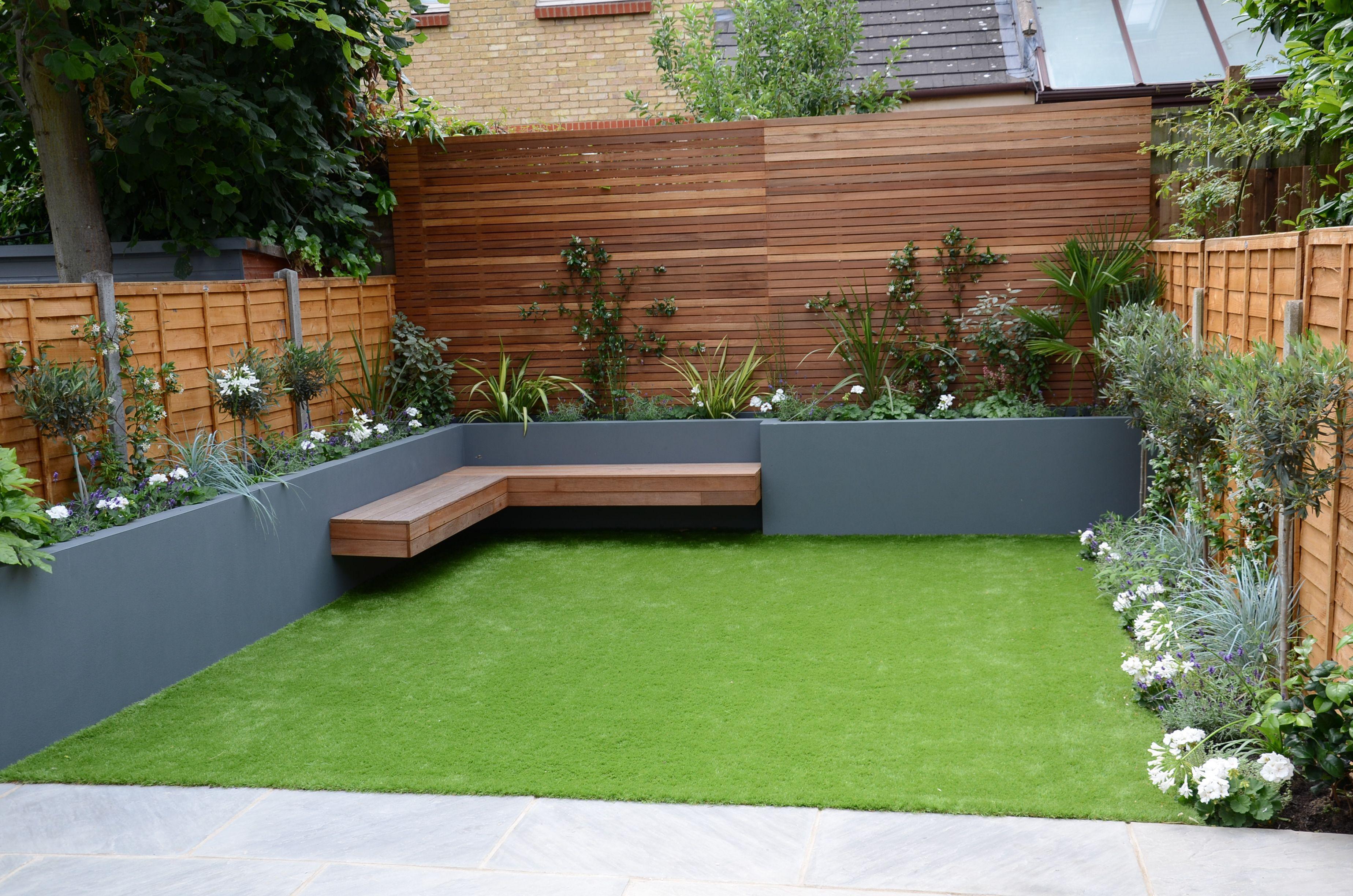 The Best 10 Best Small Garden Design Ideas For A Refreshing Home Atmosphere Gardens Although Urban Garden Design Modern Garden Design Small Backyard Gardens