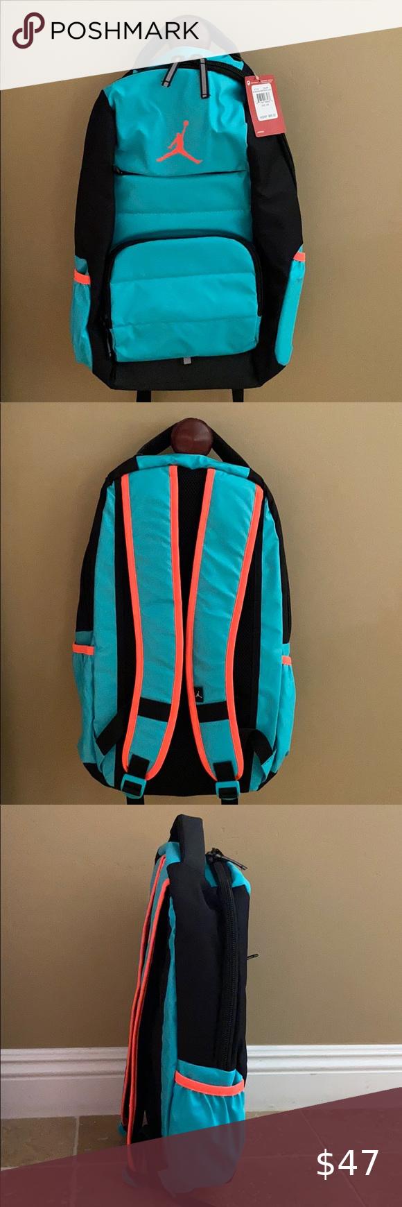 Final Days Jordan All World Gym Backpack Gym Backpack Backpacks Jumpman Logo